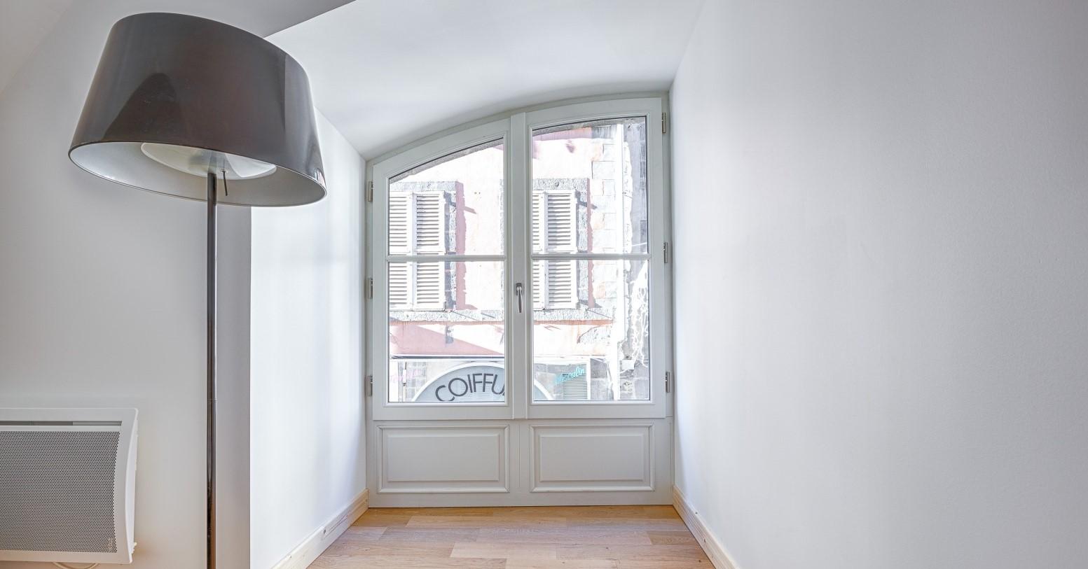 Porte-fenêtre en bois - Slider Komilfo