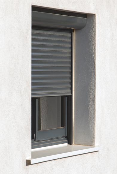 Beau decoration maison interieur avec volet roulant for Decoration linteau fenetre