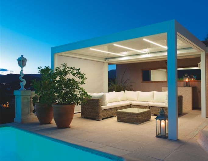 eclairage exterieur led pour pergola latest clairage led diffrentes couleurs sauvegarder. Black Bedroom Furniture Sets. Home Design Ideas