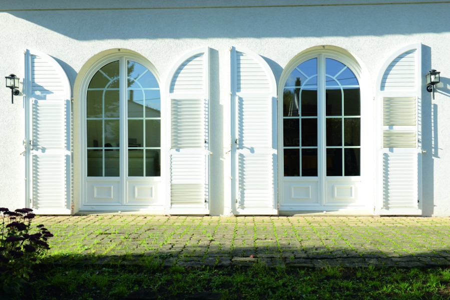 Fen tres et portes fen tres en pvc sur mesure komilfo for Fenetre windows