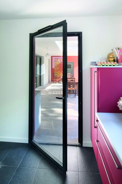 Fenêtres, portes-fenêtres et baies vitrées en aluminium sur-mesure ...