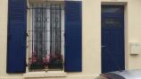 Installation de porte d'entrée et volets battants par la Miroiterie du Val-de-Marne à Nogent-sur-Marne (94)