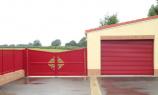 Projet de rénovation avec installation de portail, clôture et porte de garage près de Valenciennes (Nord)