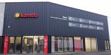 Façade du magasin Open à Chantepie, adhérent Komilfo près de Rennes
