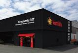 Devanture du magasin Menuiserie Roy, adhérent Komilfo à Avermes Moulins (Allier)