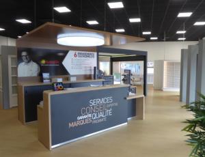 Visitez le magasin Komilfo Open à La Guerche pour votre projet de rénovation !