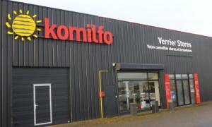 Offres promo à découvrir chez Komilfo Verrier Stores et Fenêtres à Joué-les-Tours !