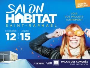 Venez à Salon de l'Habitat à Saint-Raphaël et retrouvez Komilfo Dymex sur son stand !