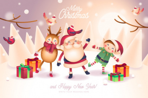 Joyeux Noël 2019 et bonnes fêtes avec Open Vitré - Komilfo
