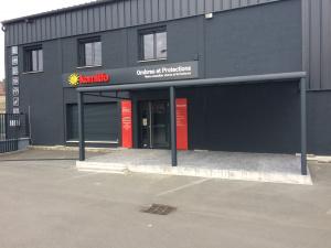 Komilfo Ombres et Protections - Pergola en aluminium thermolaquée à Valenciennes