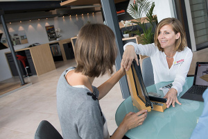 RDV conseiller pour donner vie à votre projet de rénovation en showroom