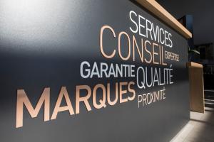 Reprise partielle de l'activité de notre magasin Komilfo à Angers Beaucouzé