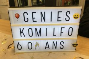 Géniès Créations fête ses 60 ans à Auxerre - Komilfo