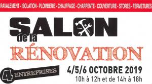 Salon de la Rénovation chez Open à Vitré (35) - Komilfo