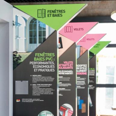 Le concept intérieur pour une expérience unique en magasin - Komilfo