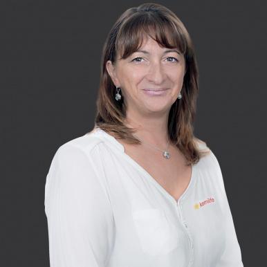 Sandrine Moreau, conseillère Komilfo à Cannes - AMC dans les Alpes Maritimes