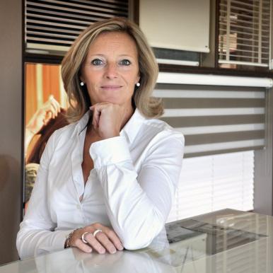 Chrystelle Cambay, directrice du magasin A2000 à Arras - Komilfo