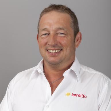 Gilles Stepczak, directeur magasin à Dole (Jura) - Komilfo