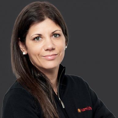 Julie Andéol, conseillère Komilfo à Grenoble - Andéol Fermetures en Isère