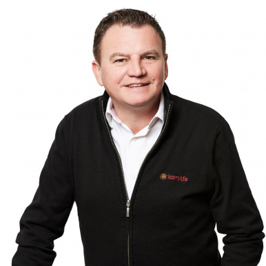 Gaëtan Darcheville, directeur du magasin Novastyle à Saint-Omer - Komilfo