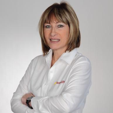 Dominique Delagrange, directrice du magasin Alu MD à Montpellier - Komilfo