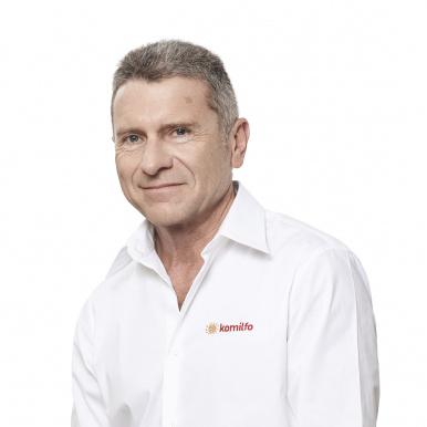 Serge Chevailler, directeur du magasin France Stores à Annecy et Annemasse - Komilfo