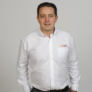 Stéphane Houriez, directeur du magasin A2000 à Arras - Komilfo