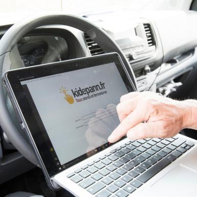 Un outil numérique pratique et confortable - Komilfo Kidepann