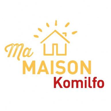 Ma maison Komilfo - Toile de store sur-mesure