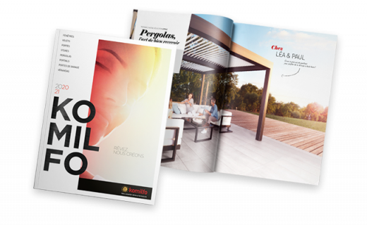 Notre catalogue pour inspirer le style et la décoration de votre habitat - Komilfo