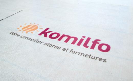 Les avantages d'une pose Komilfo