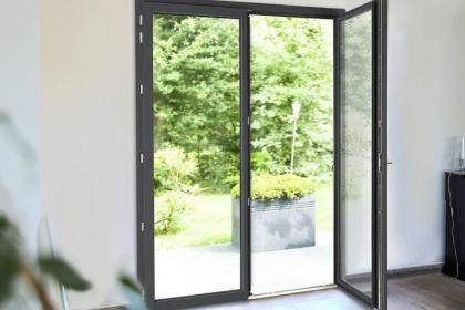 Fenêtres Baies mixtes bois alu sur-mesure - Komilfo