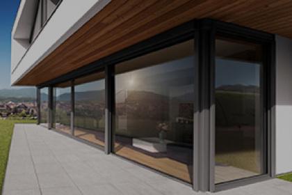 Fenêtres et baies vitrées