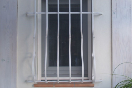 Moustiquaire fixe pour fenêtre - Komilfo
