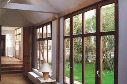 Fenêtre en bois Atulam