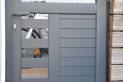 portillon manuel aluminium prefalu français thonon