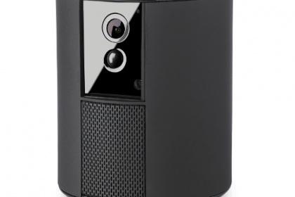 Caméra de surveillance Somfy One, modèle noir
