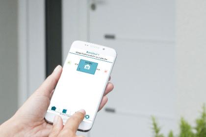 Pilotez vos équipements connectés depuis votre téléphone avec Komilfo !