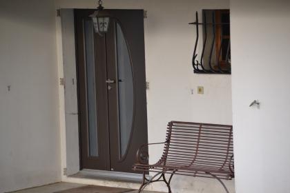 porte d'entrée BELM evian design