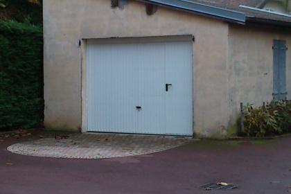 Porte de garage basculante novoferm evian
