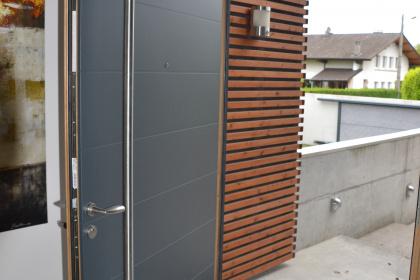 porte d'entrée belm thonon aluminium