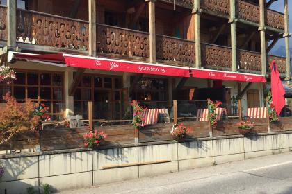 store terrasse commerce Morillon dickson