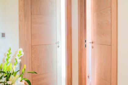 Portes intérieures bois