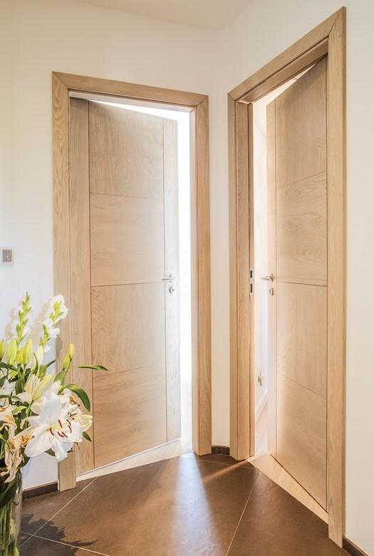 Installation de portes intéreures modernes à Argelès dans les Pyrénées-Atlantiques
