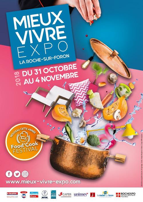 Venez rencontrer France Stores Alpaser au salon Mieux Vivre Expo pour vous accompagner dans votre projet habitat en Haute-Savoie !