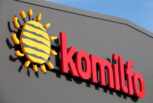 Trois nouveaux magasins Komilfo pour la nouvelle année 2020