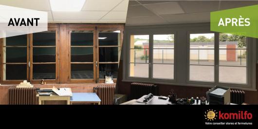 Pose de fenêtres en PVC à Boursin (Pas-de-Calais) par NovaStyle