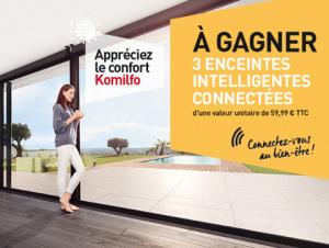 Jeu concours Komilfo : participez et gagnez votre enceinte connectée !