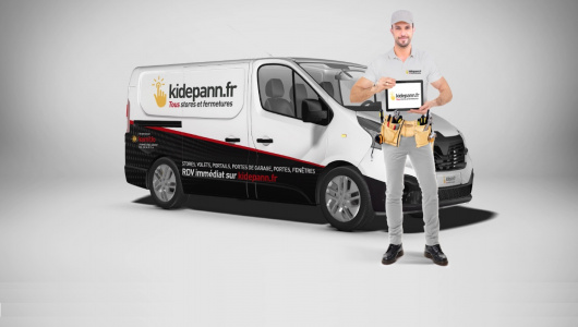 Service de réparation Kidepann.fr à Aix et Manosque