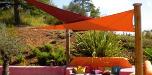 La voile d ombrage, une protection solaire et design